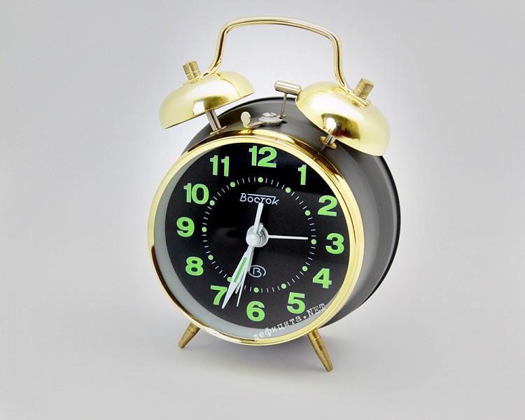 Ушастый будильник «Восток»
