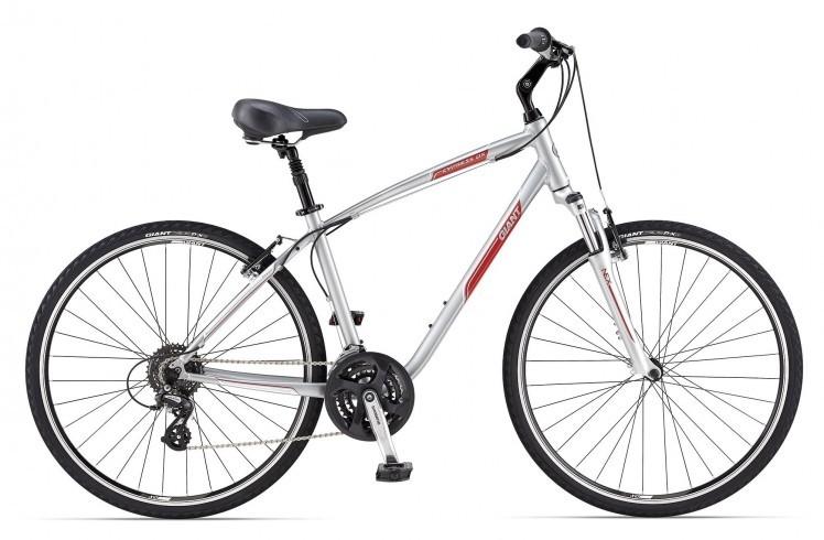 Городской велосипед Giant Cypress DX (2014)
