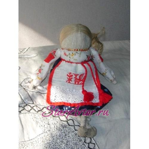 Оберег Кукла Толстушка-Костромушка