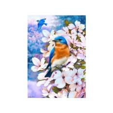 Алмазная вышивка «Птицы лета»