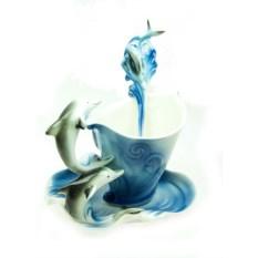 Подарочный чайный набор На волне