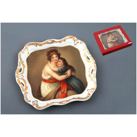Конфетница «Мадонна с ребенком»