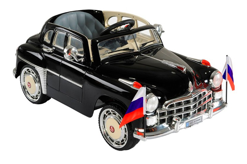 Детский электромобиль ГАЗ Победа С021СР с управлением