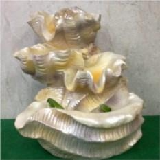 Фонтан с подсветкой Морская раковина (20 см)