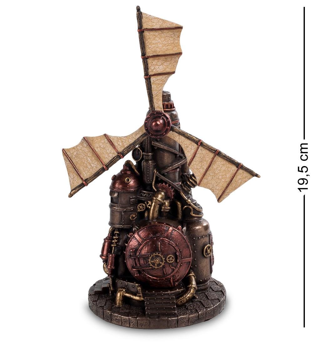 Статуэтка в стиле стимпанк Ветряная мельница