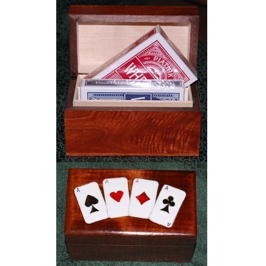 Карточный набор Четыре туза