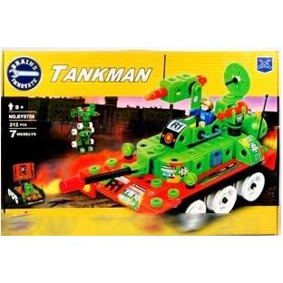 Конструктор «Танк»