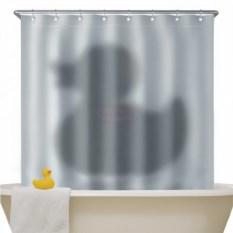 Шторка для ванной Утка в тени