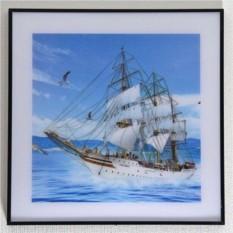 Картина Корабль