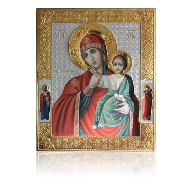 Икона Богородицы Отрада и Утешение