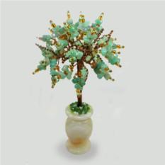 Дерево семьи из нефрита ввазочке из оникса