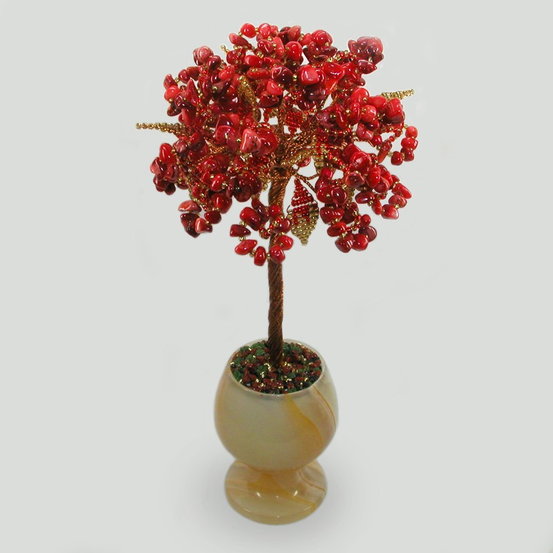 Дерево из коралла Цвет счастья