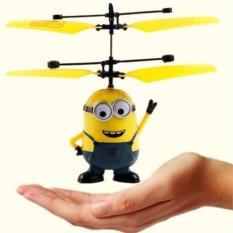 Радиоуправляемая игрушка Летающий Миньон с ИК-управлением
