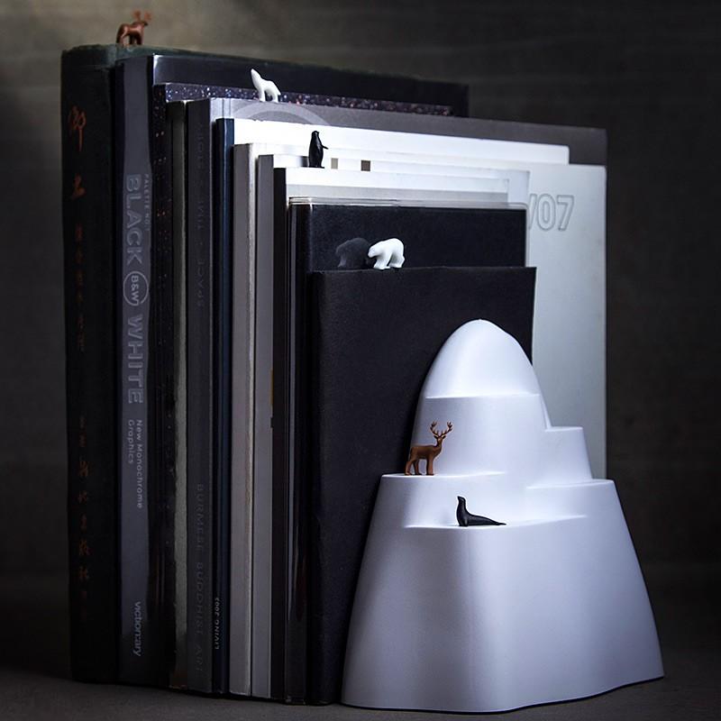 Держатель+закладки для книг Iceberg