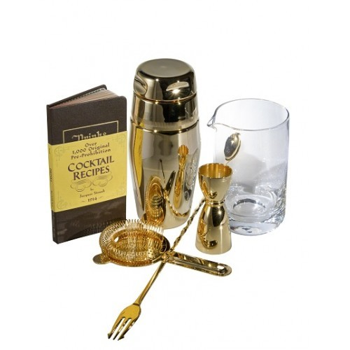 Bartenders' gold collection