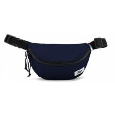 Темно-синяя поясная сумка Якорь. Капитанская