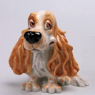 Фигурка собака Gem