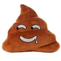 Подушка Emoji Mr Poo