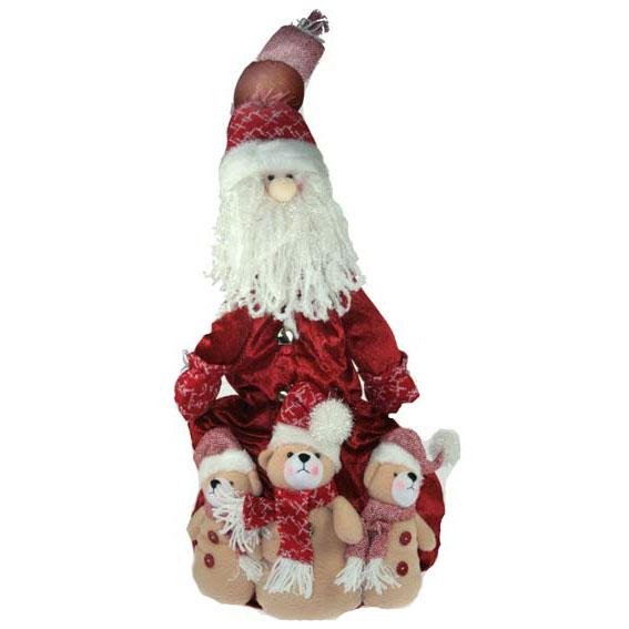 Сувенир «Дед Мороз с семейкой»