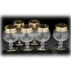 Набор бокалов для коньяка на 6 персон от Cre Art