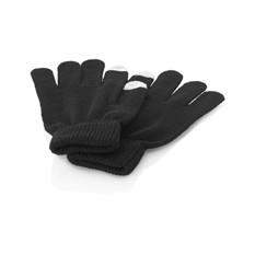 Перчатки для сенсорного экрана, черные, размер L/XL
