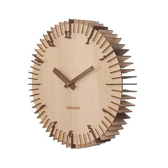 Настенные часы Rib