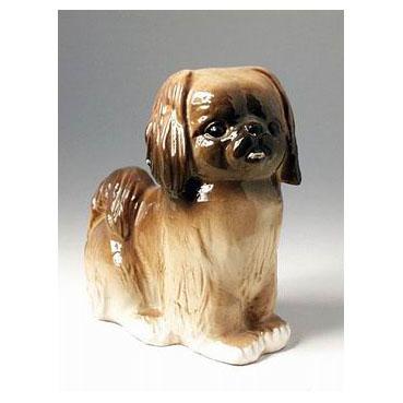 Анималистическая скульптура «Пекинес»