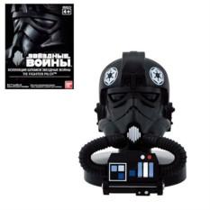 Шлем на подставке Звездные Войны. Пилот Истребитель