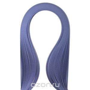 Набор бумаги для квиллинга, цвет: фиолетовый, 100 шт