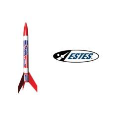 Многоразовая модель ракеты Estes Maxi alpha iii kit sl2