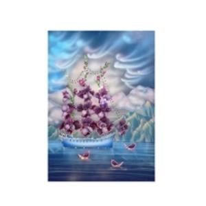 Картина «Корабль любви»