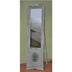 Напольное зеркало в деревянной раме Provance