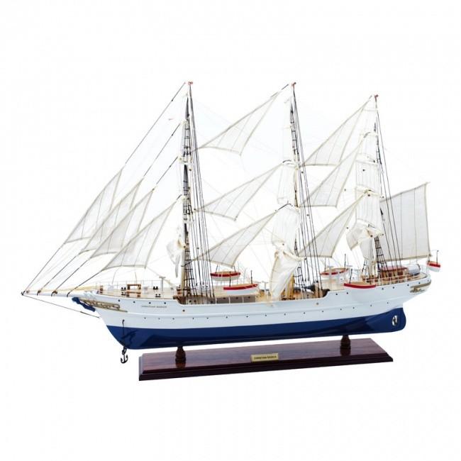 Корабль Christian Radich