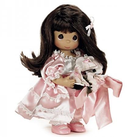 Кукла Precious Are You - Brunette