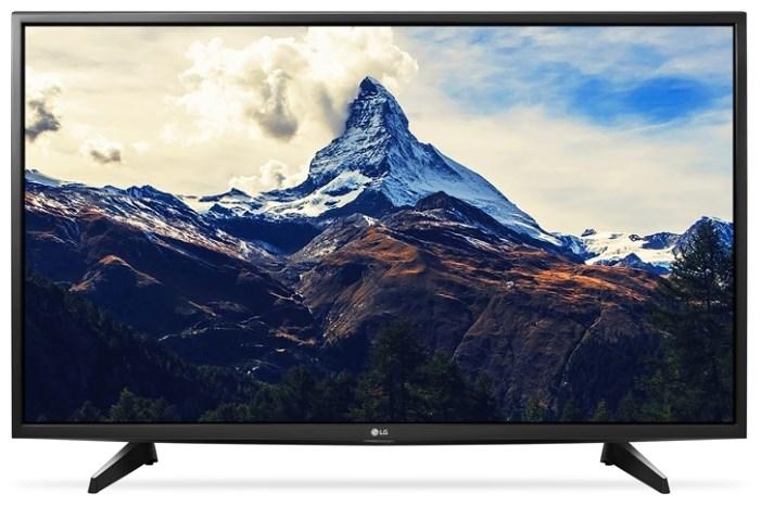 ЖК-телевизор LG 49UH610V