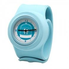 Слэп-часы Blue Birds (голубые)