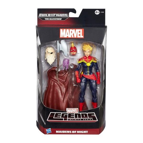 Коллекционная фигурка Avengers Марвел 15 см. от Hasbro
