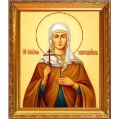 Икона на холсте Емилия Кесарийская (Каппадокийская) Святая