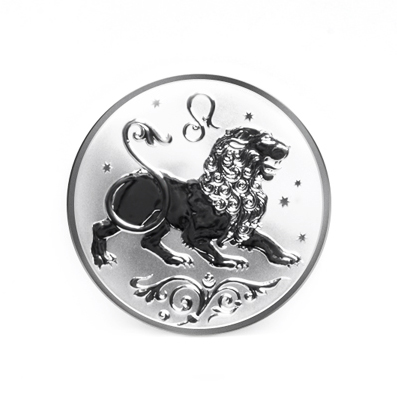 Серебряная монета «Лев»