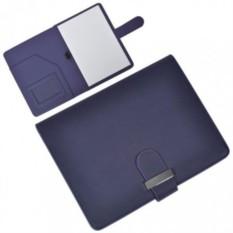 Темно-синяя папка А5 Classic