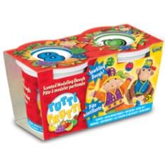 Масса для лепки Bojeux Tutti Frutti Дуэт