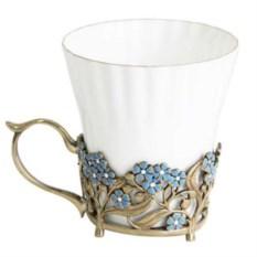 Чашка-одуванчик Незабудки