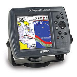 Эхолот GARMIN GPSMAP 178C Sounder Internal Antenna