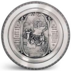 Настенная тарелка Выдающиеся художники Карл Шпицвег Artina