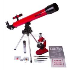 Телескоп Levenhuk LabZZ MT2: телескоп и микроскоп
