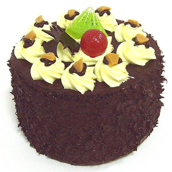 Копилка Торт шоколадный с киви