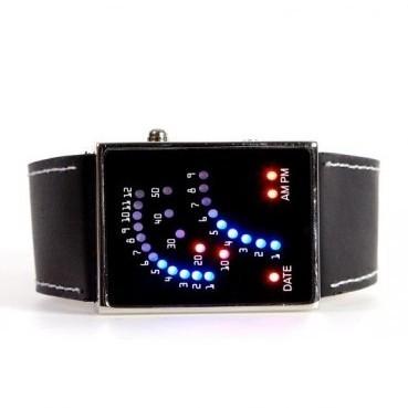Бинарные часы Speedometer
