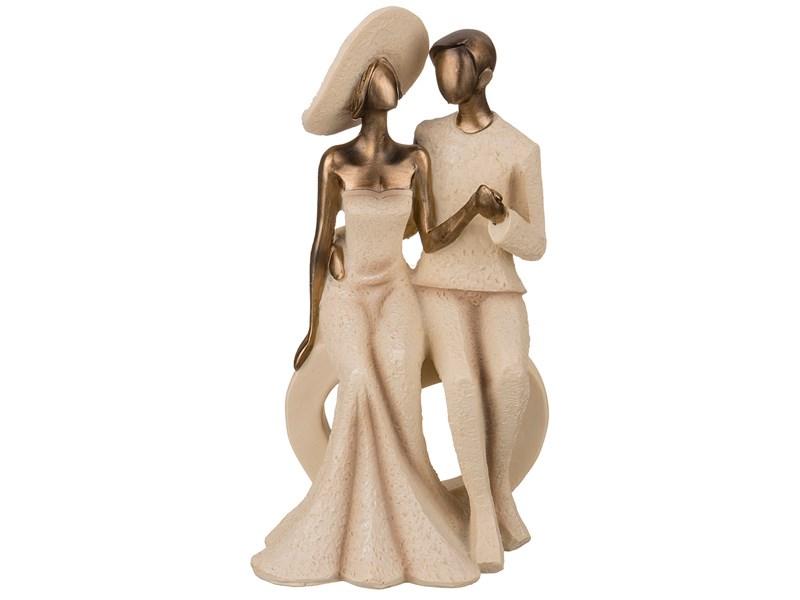 Статуэтка Влюбленные из серии Фьюжн, высота 24 см