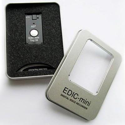 Миниатюрный диктофон Edic-mini Tiny A22-300h