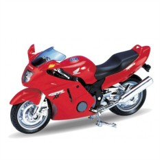 Модель мотоцикла Welly HONDA CBR1100 XX